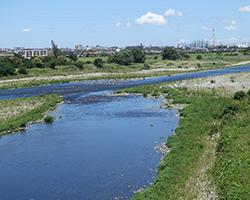 日本の水資源のほとんどは河川水
